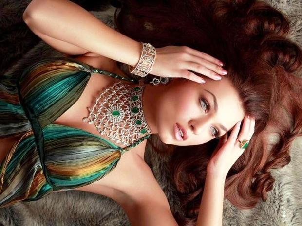 High fashion jewelry