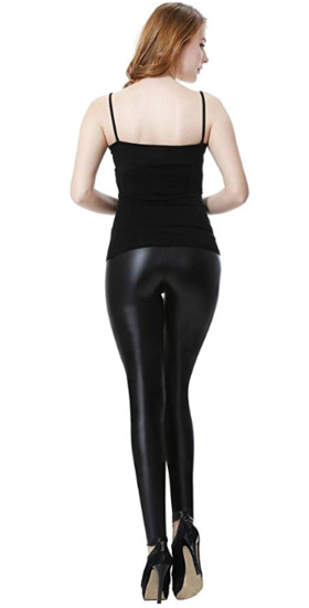 How to Make Your Black Leather Pants Rock Sexy Hot Tips 1