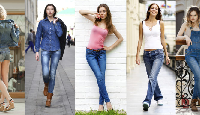 What is the Best Women's Jeans for Your Body Type